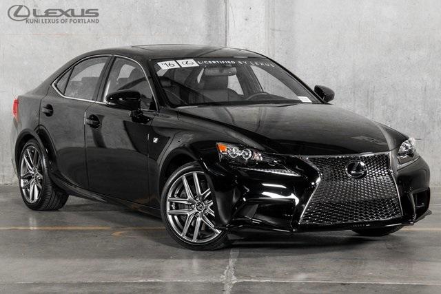 Photo 2016 Lexus IS 350 350