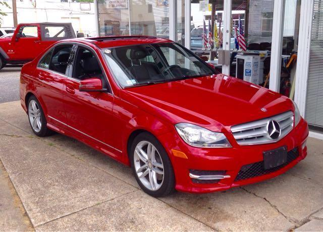 Photo Used 2013 Mercedes-Benz C300 4MATIC