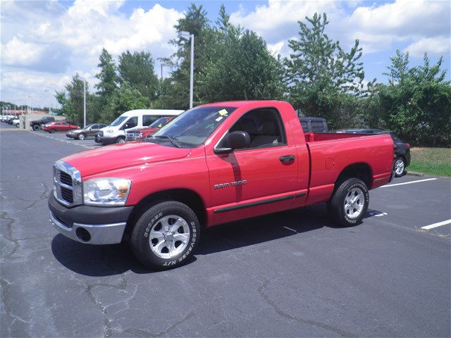 Photo 2007 Dodge Ram 1500 ST