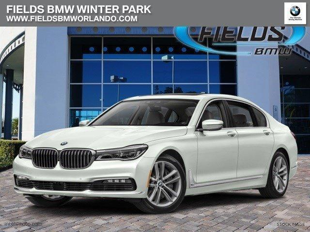 Photo Used 2016 BMW 750 i xDrive