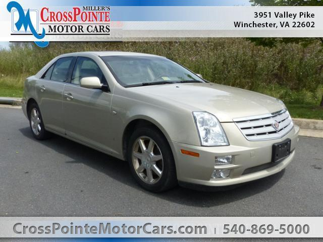 Photo Used 2007 Cadillac STS V6