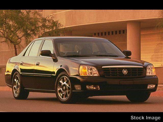 Photo 2000 Cadillac DeVille 4dr Sdn