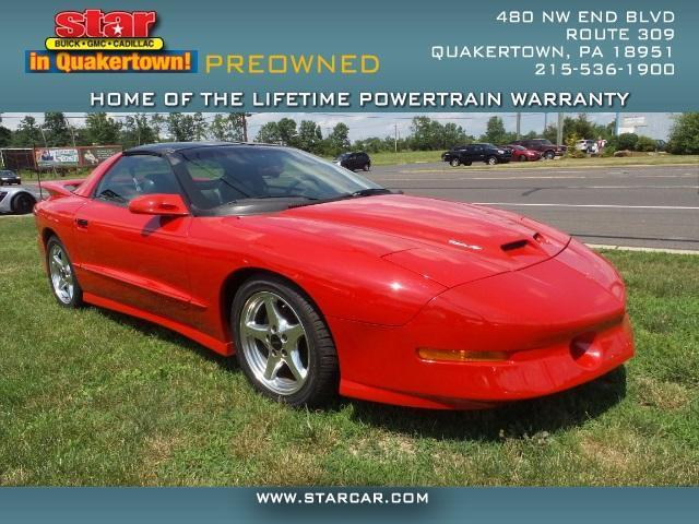 Photo Used 1997 Pontiac Firebird Formula