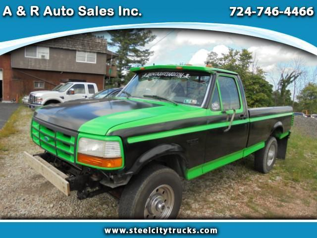 Photo Used 1997 Ford F250 XL