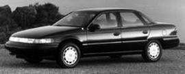 Photo Used 1995 Mercury Sable GS