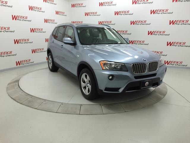 Photo Used 2011 BMW X3 xDrive28i