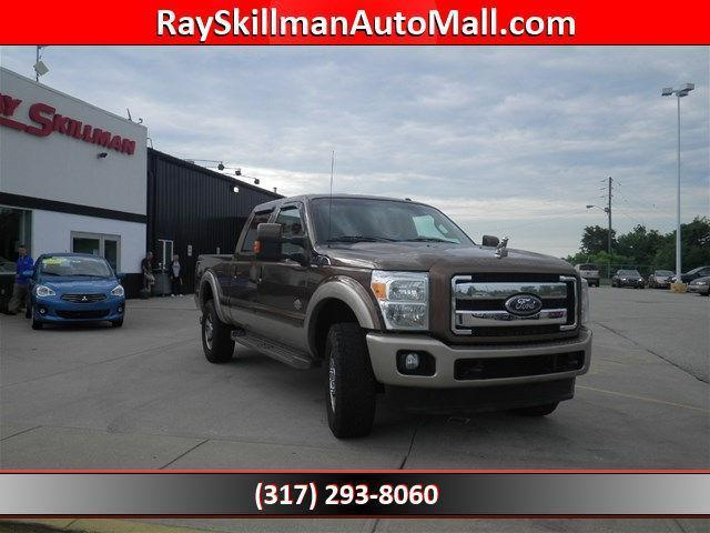 Photo Used 2011 Ford F350 King Ranch