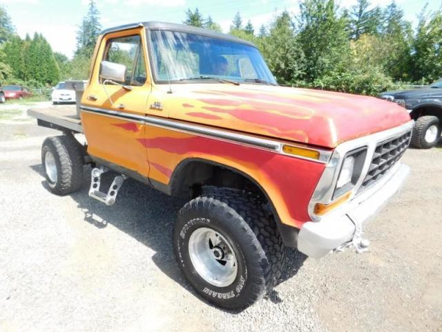Photo Used 1979 Ford F150