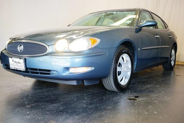Photo Used 2007 Buick LaCrosse CX