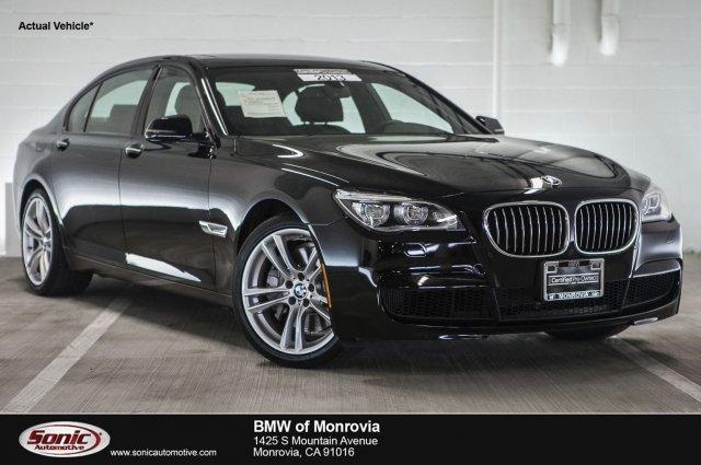 Photo Used 2013 BMW 750 Li