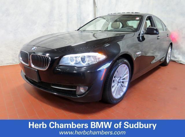 Photo Used 2012 BMW 535 i xDrive