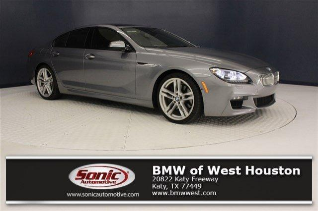 Photo Used 2015 BMW 650 Gran Coupe i