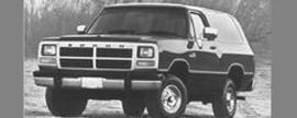 Photo Used 1991 Dodge Ramcharger