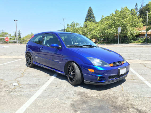 Photo Used 2002 Ford Focus SVT
