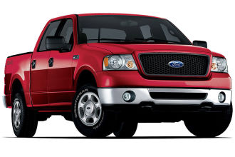 Photo Used 2007 Ford F150 Harley-Davidson