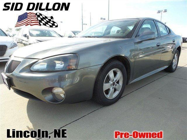 Photo Used 2005 Pontiac Grand Prix GT