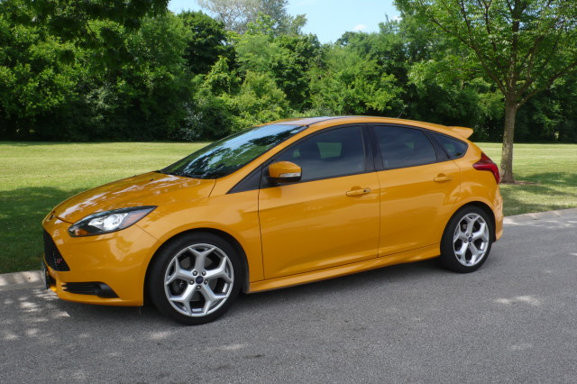 Photo Used 2013 Ford Focus ST Base