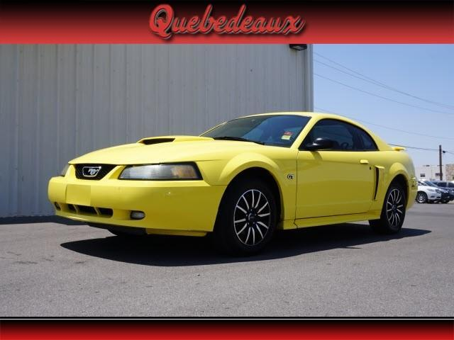 Photo Used 2003 Ford Mustang GT