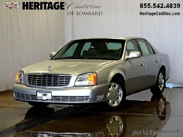 Photo Used 2000 Cadillac DeVille