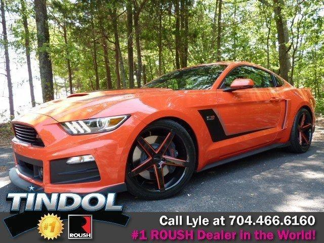 Photo Used 2016 Ford Mustang Roush Stage 3