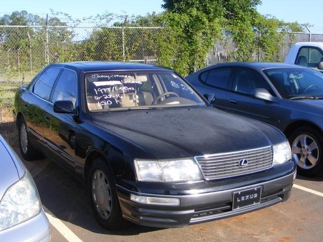 Photo Used 1997 Lexus LS 400