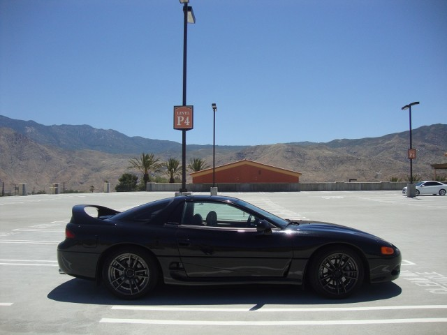 Photo Used 1997 Mitsubishi 3000GT VR-4