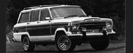Photo Used 1990 Jeep Grand Wagoneer 4WD