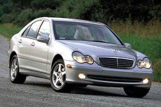 Photo Used 2001 Mercedes-Benz C320