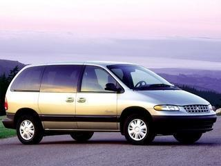 Photo Used 2000 Plymouth Voyager