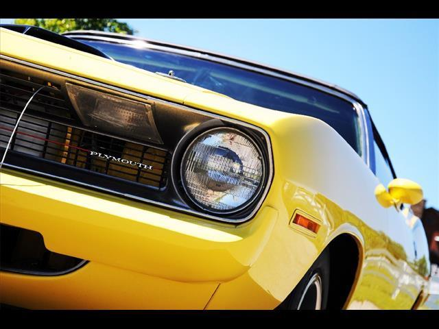 Photo Used 1970 Plymouth Barracuda