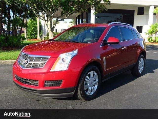 Photo Used 2012 Cadillac SRX Luxury Collection