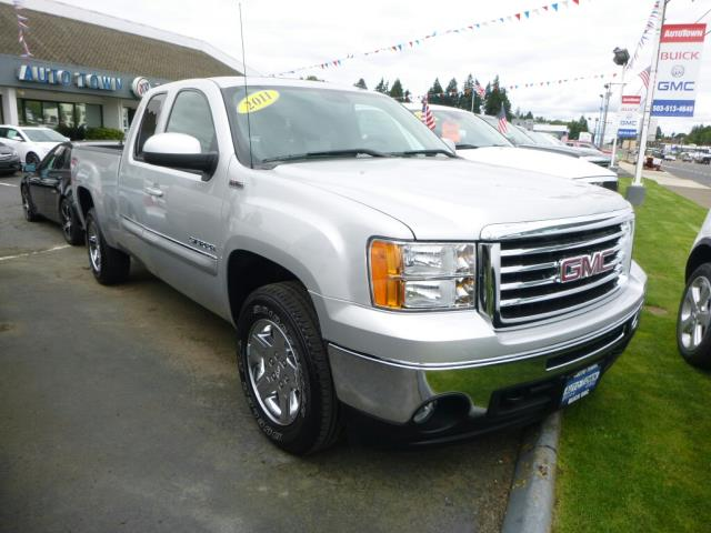 Photo 2011 GMC Sierra 1500 SLT Z71 4x4