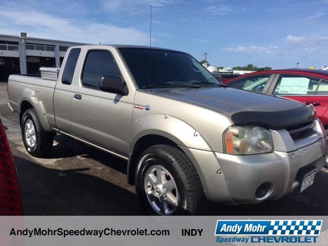 Photo 2003 Nissan Frontier SC