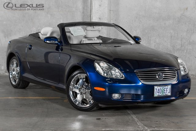 Photo 2005 Lexus SC 430 430