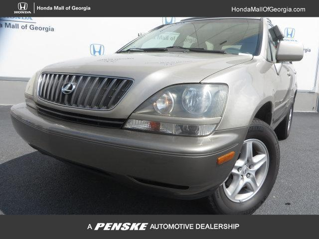 Photo Used 2000 Lexus RX 300