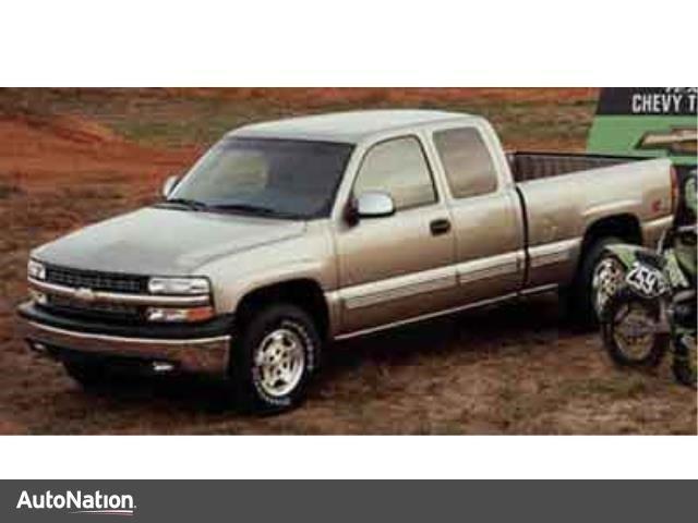 Photo Used 2002 Chevrolet Silverado 1500 LS