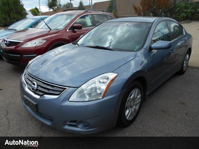 Photo Used 2010 Nissan Altima 2.5 S