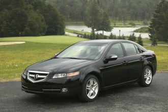 Photo Used 2008 Acura TL Type S wNavigation