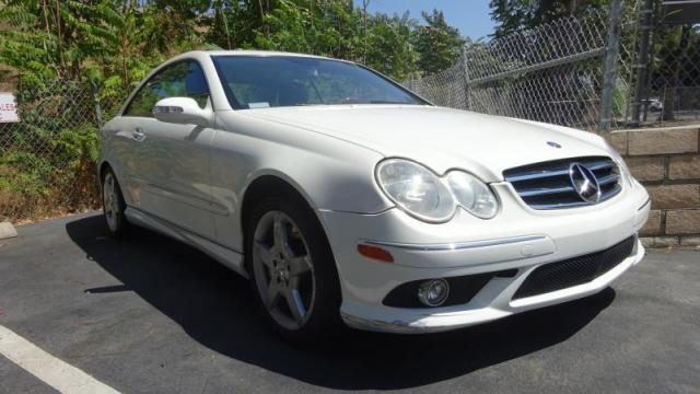 Photo Used 2006 Mercedes-Benz CLK500