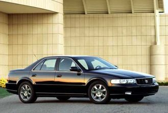 Photo Used 2002 Cadillac Seville STS