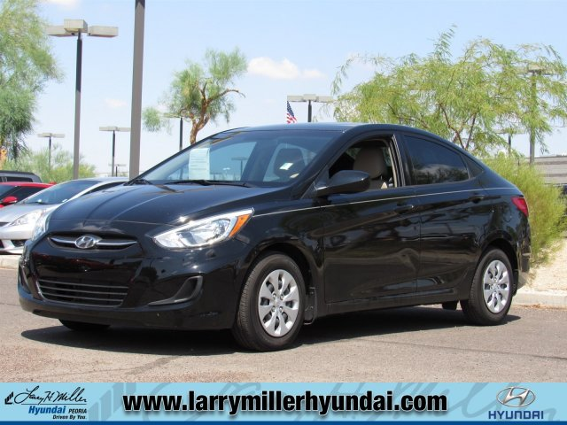Photo 2015 Hyundai Accent GLS