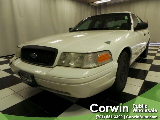 Photo Used 2003 Ford Crown Victoria Police Interceptor