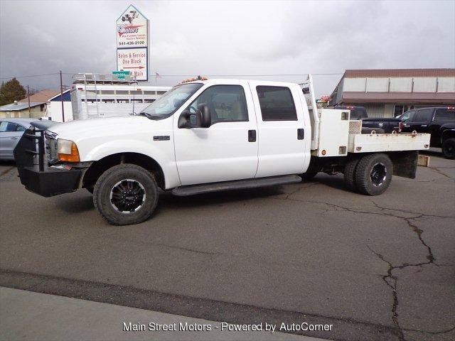 Photo Used 1999 Ford F350 Super Duty
