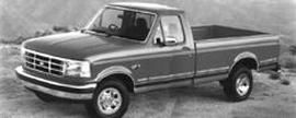Photo Used 1994 Ford F150 XL