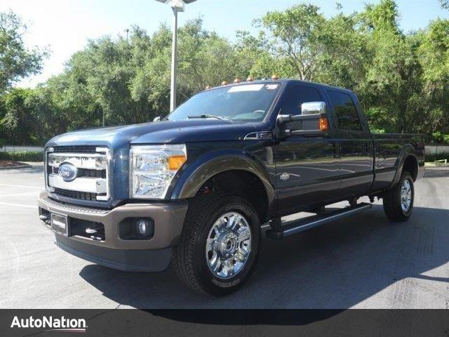 Photo Used 2015 Ford F350 King Ranch