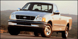 Photo Used 1997 Ford F150 REG. CAB