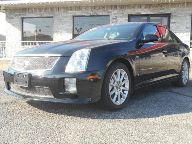 Photo Used 2007 Cadillac STS V