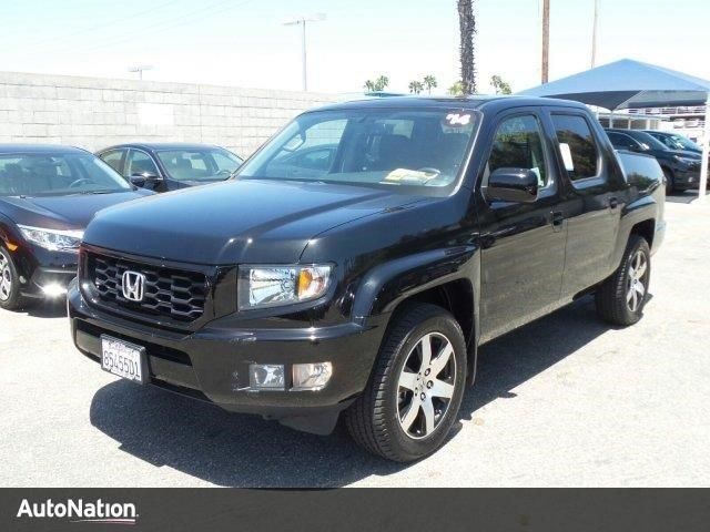 Photo Used 2014 Honda Ridgeline SE