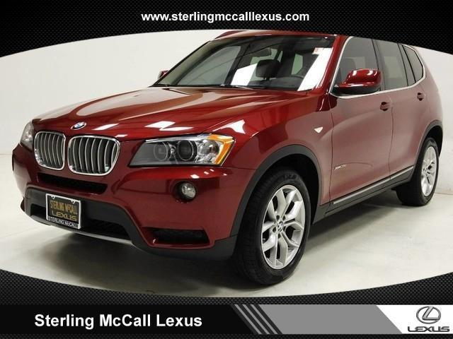 Photo Used 2011 BMW X3 xDrive35i
