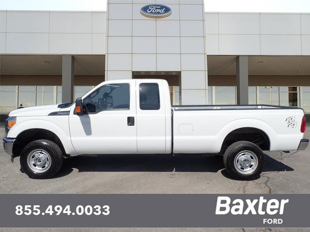 Photo Used 2015 Ford F350 XL